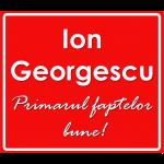 Ion Georgescu | Primar al orasului Mioveni Logo